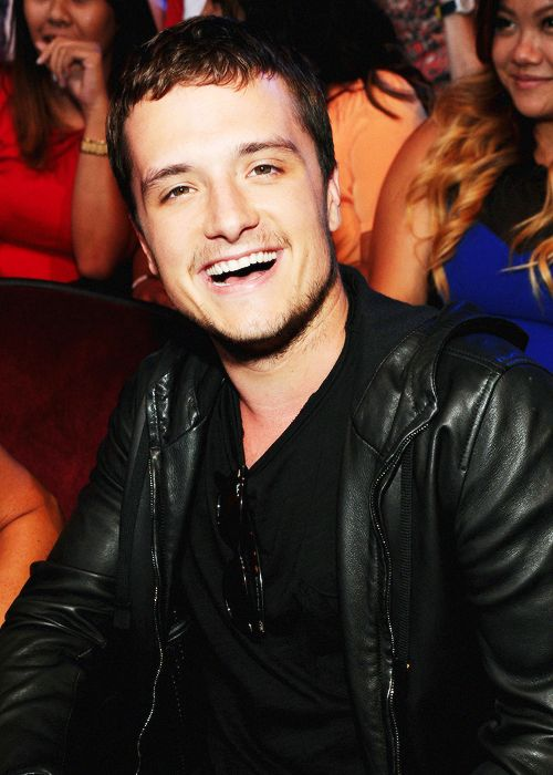 Josh hutcherson mustache