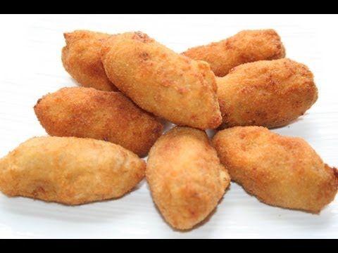 Croquetas de pollo caseras: 3 formas distintas de hacerlas | Cocina