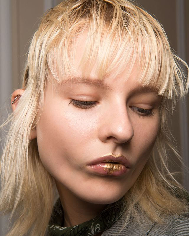 Image result for andrew gn ss17 makeup