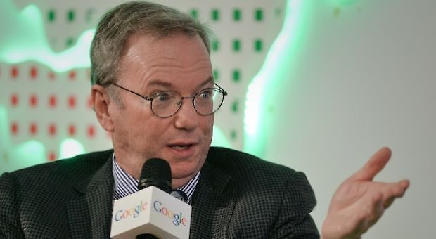 """A Convo W/ Google Chairman Eric Schmidt, took the reins at Google just as the company faced a major battle with Microsoft. Under Schmidt's, Google established itself as the dominant Internet search engine, a global tech giant w/ more than $55 billion in annual revenues. Known for its """"Don't be Evil"""", company is ranks as best place to work. A convo with Eric Schmidt, on fostering innovation, managing millenials and how the company is responding to privacy concerns by consumers."""