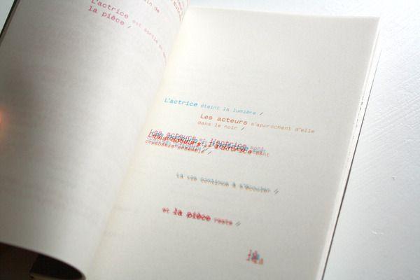 Oulipo Book - Elizabeth Laferrière