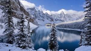 Wintery Mountains