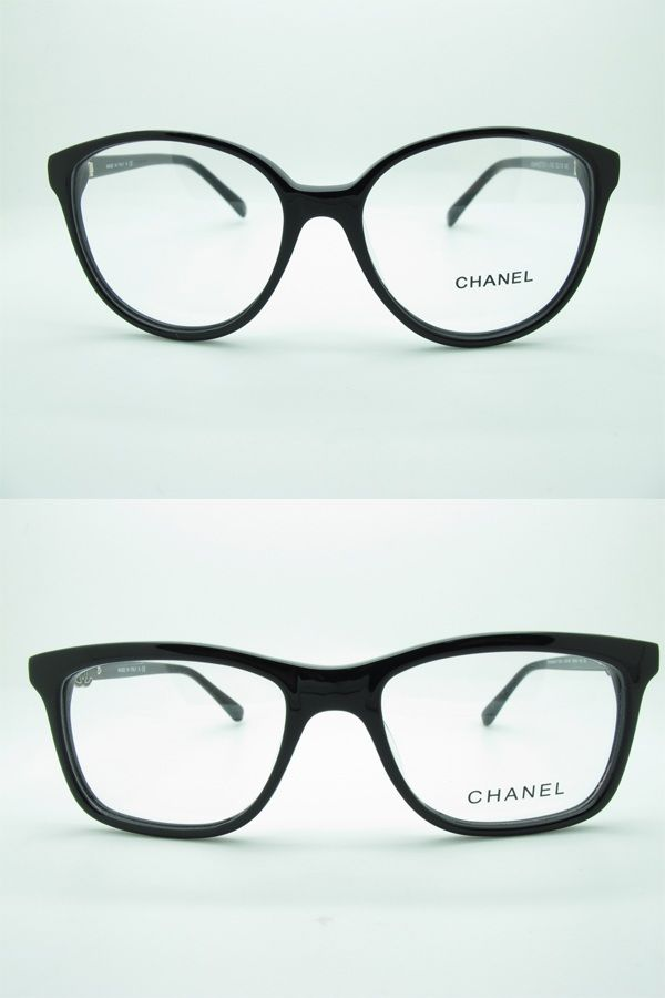 Chanel Eyeglass Frames For Less : 17 Best images about I