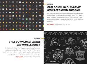 20 Web and Graphic Design Freebies