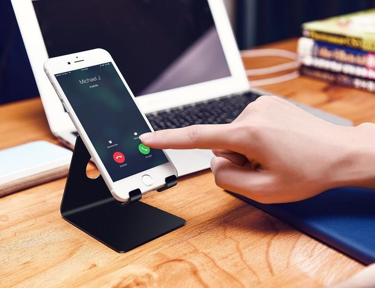 #IphoneX Cell #Phone #Stand #Cradle #Holder #Stand #Charging #Accessories #Desk BlacK