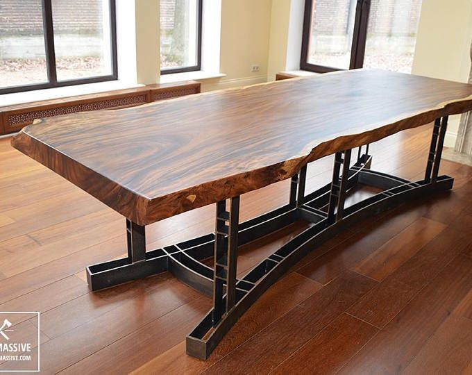 Dining Table Suar Suar Wood Table Solid Wood Table Loft