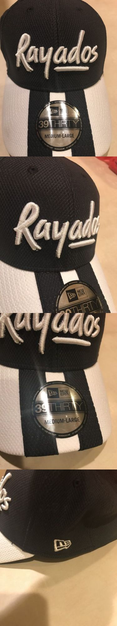 Hats and Headwear 123876: Rayados De Monterrey New Era Hat BUY IT NOW ONLY: $40.0
