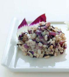 Orzo al radicchio e formaggio - Tutte le ricette dalla A alla Z - Cucina Naturale - Ricette, Menu, Diete