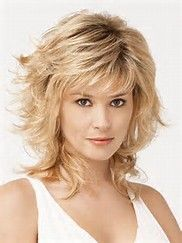 Image result for medium length hairstyles in platinum blonde with brown lowlights