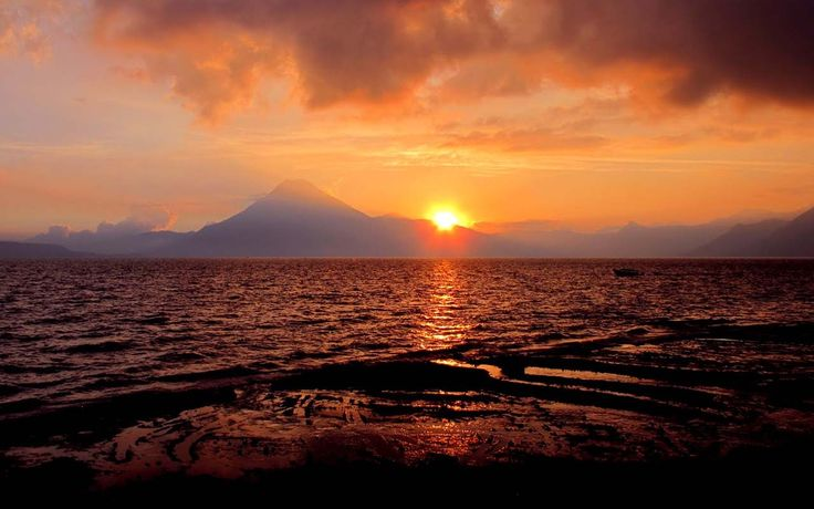 Guatemala | ... , Lago Atitlan Solola, Paisajes de Guatemala wallpaper download