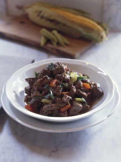 Tex-Mex style Chili con carne