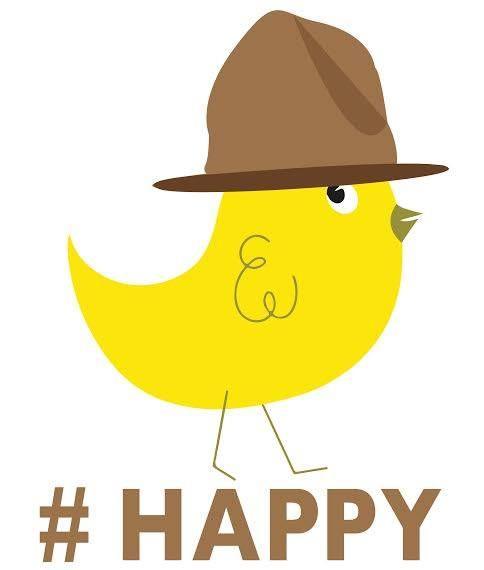 #Poussindujour #Poussin #Happy #Pharrell http://poussin-communication.fr/
