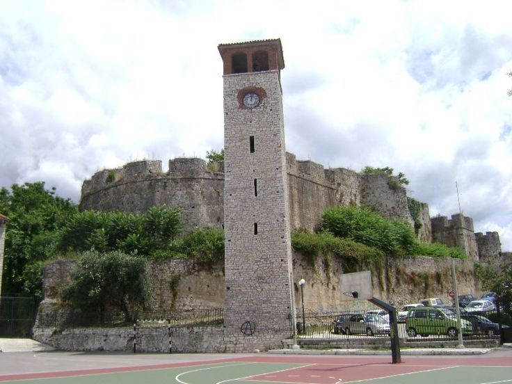 Artα tower - Πύργος Ρολογιού Άρτας