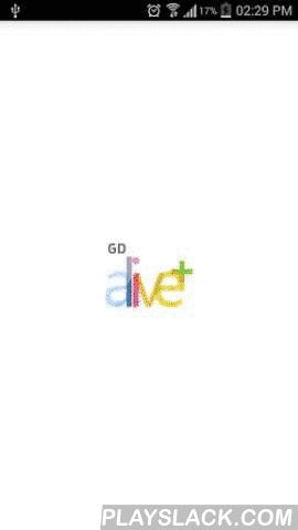 """GD Alive+  Android App - playslack.com , GD Alive+ es una aplicación de realidad aumentada con el fin captar la atención de los lectores y acercarlos al contenido digital de nuestro periódico """"LA PRENSA GRÁFICA"""".El funcionamiento es muy sencillo, los lectores pueden escanear las fotos de algunas noticias en el periódico del día y GD Alive+ les muestra videos, imágenes y/o contenido digital relacionado a la noticia.Las experiencias de GD Alive+ ofrece tres tipos de contenido digital…"""