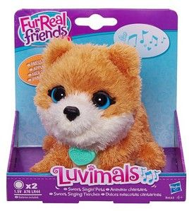FurReal Friends - Luvimals - Sweet Singin' Pup #furreal #furrealfriends #luvimals #speelgoed