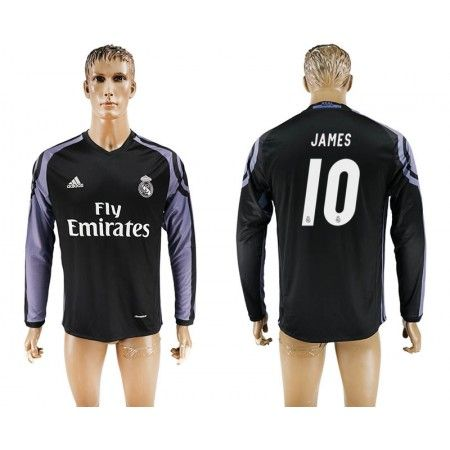 Real Madrid 16-17 #James Rodriguez 10 TRödjeställ Långärmad,304,73KR,shirtshopservice@gmail.com