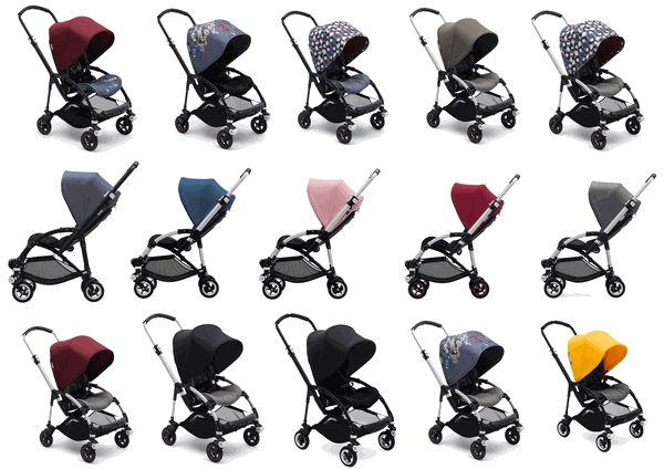 NEW! Bugaboo Bee5 Stroller For 2017