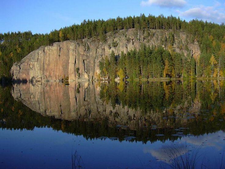 Repovesi National Park...