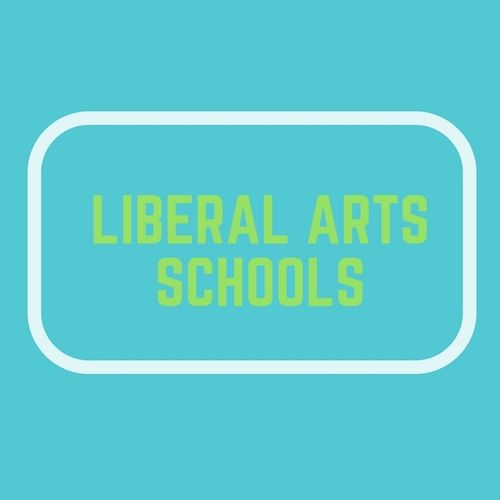 Check out some of these liberal arts schools