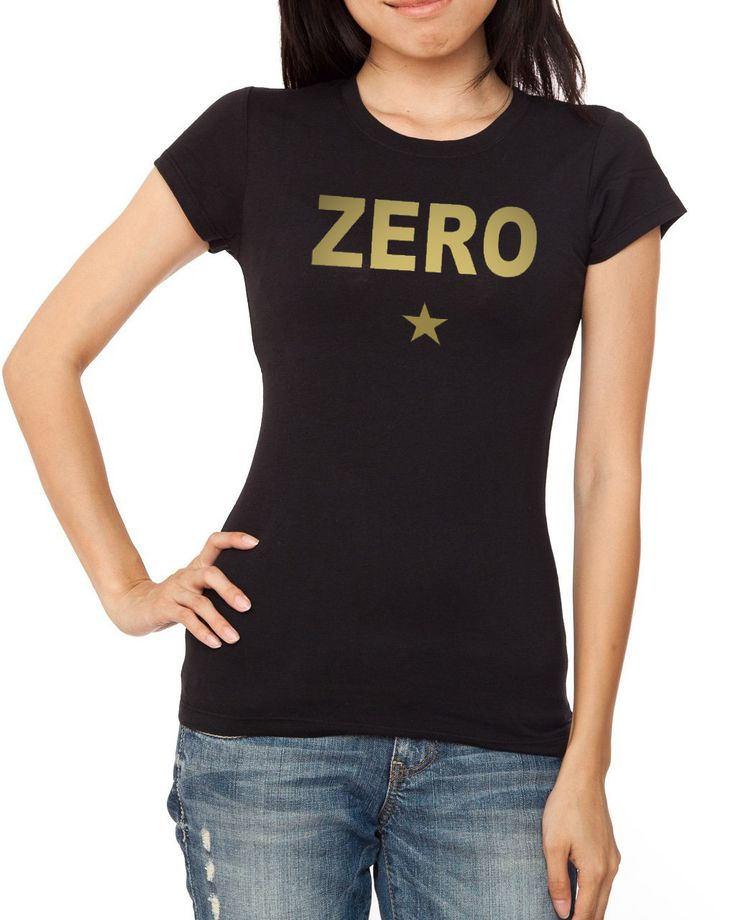 Ladies Scott Pilgrim 'Zero' T-shirt