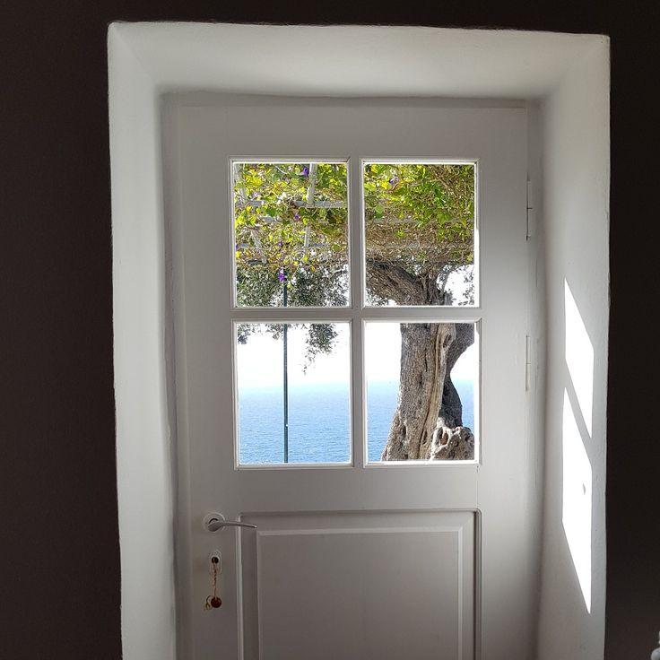 #door to the #sea #paxos #zoe #holiday #home