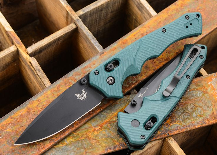 2015 Shot Show Exclusive Benchmade Mini Rukus In S30v And