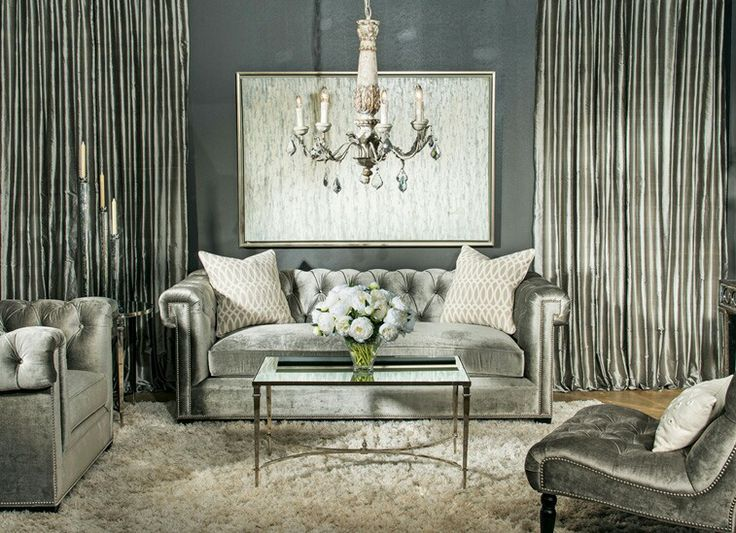 delightful living room decorating ideas images | Decadent, plush living room | Living room decor ...
