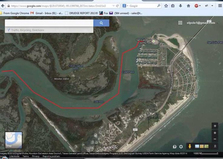 Channel south of slp west bay galveston tx texas gulf for Fishing spots in galveston