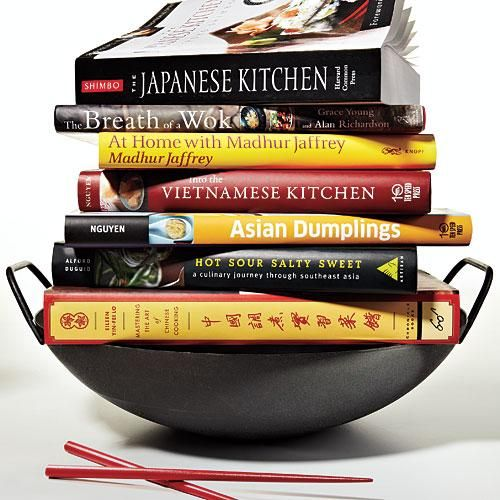 Top 8 Asian Cookbooks