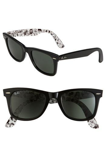 Ray-Ban \u0026#39;Classic Wayfarer\u0026#39; Sunglasses