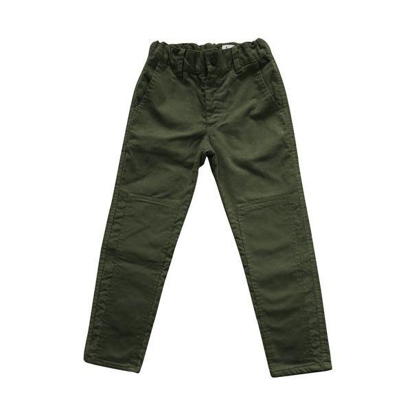 Dash Cord Jeans in Camo by Nico Nico. 100% cotton