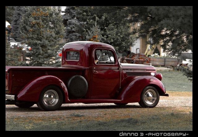1938 Ford truck
