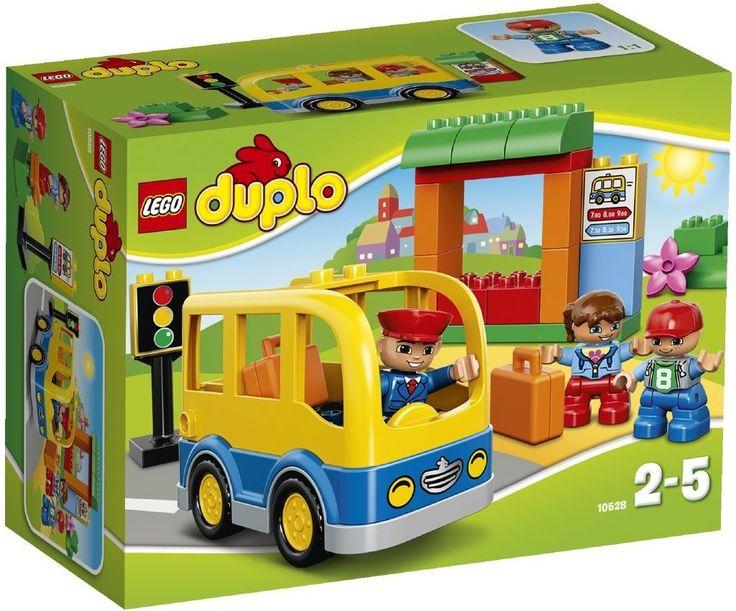 DOMINIK LEGO Duplo 10528 Školní Autobus