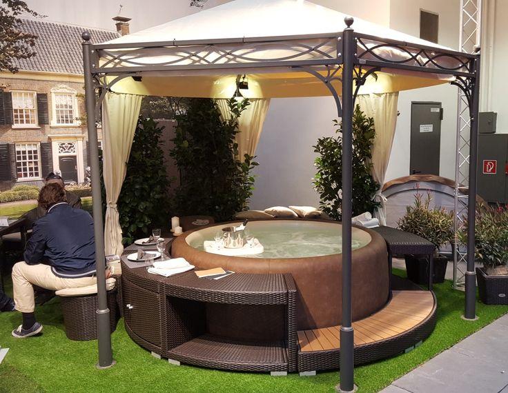 Die besten 25 whirlpool pavillon ideen auf pinterest whirlpool bar whirlpool garten und - Whirlpool pavillon ...