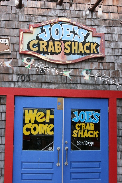 Big Daddy Crab Feast from Joe's Crab Shack!  Getting me some when I go home!!