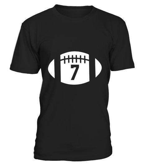 Football Player 7 T Shirt