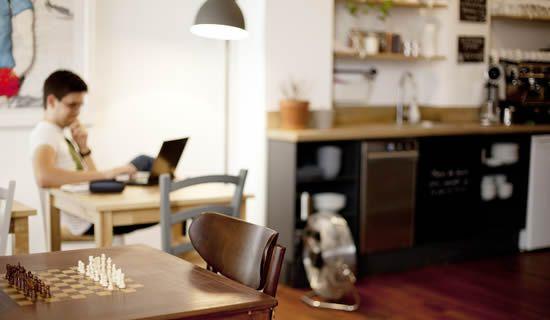 L'Anticafé   Paiement à l'heure   79 Rue Quincampoix, 75003 Paris