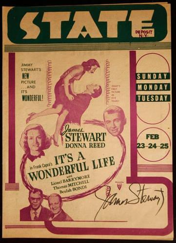 It 39 S A Wonderful Life Memorabilia Photo Gallery Wonderful Life Movie And Xmas Movies
