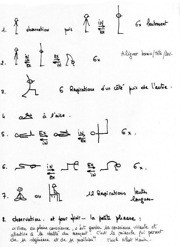 Association Viniyoga équilibre - Reims