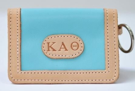 Jon Hart ID Wallet Personalize It At The Pink Monogram