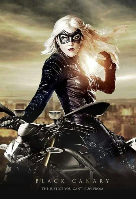 Laurel Lance - The Black Canary ♥ #Arrow