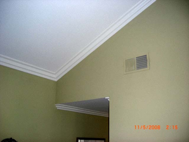 Crown Molding On Angled Ceilings House Projects