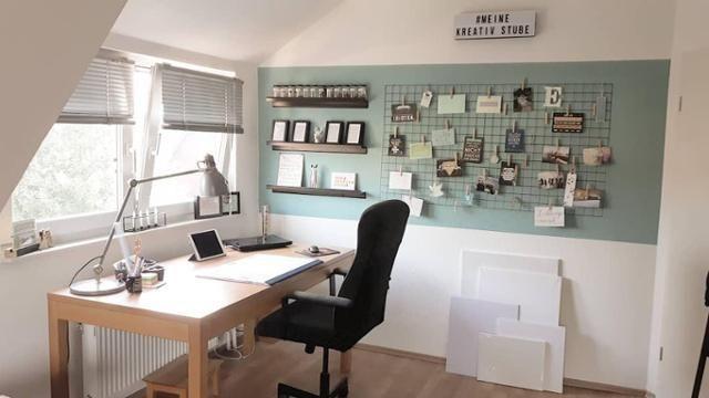 in diesem wundersch nen arbeitszimmer macht das arbeiten so richtig spa entdecke noch mehr. Black Bedroom Furniture Sets. Home Design Ideas