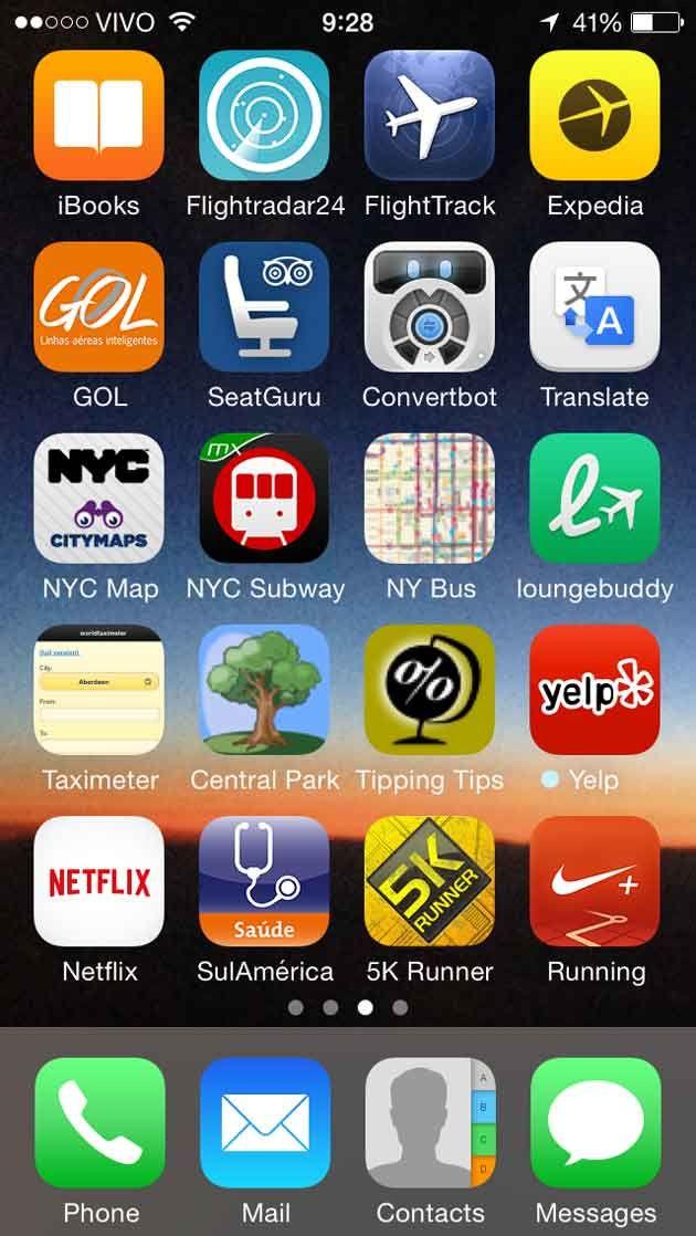 Férias à vista? Dicas de aplicativos úteis para viajantes