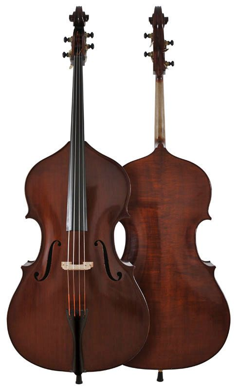 """Gofriller"" model double bass"