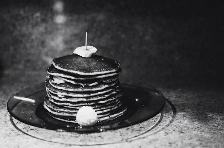 My delicious pancakes