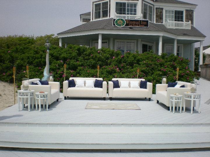 Lounge furniture from Ryan Designs