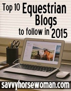 Top 10 Equestrian Blogs to Follow in 2015 | Savvy Horsewoman