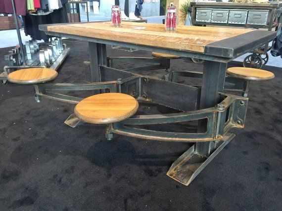 108 Best Images About Swing Arm Stool On Pinterest