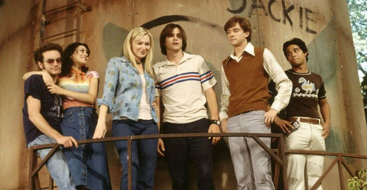 That 70's Show is #NowStreaming on #Netflix  @dblback